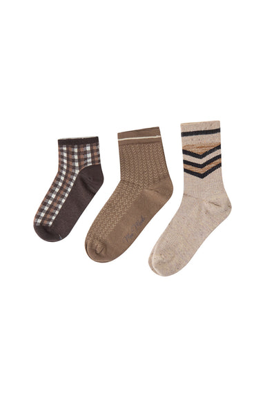 10 pack MM Lurex Socks (of 3 pcs)