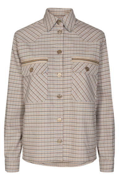 Harper Check Jacket