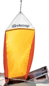 WINDSCOOP VENTILATING SAIL
