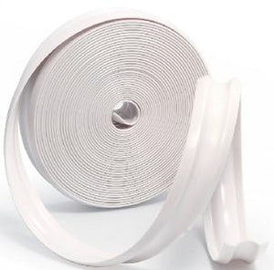 100 FT RL 1-IN WHT INSERT