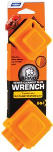 RHINOFLEX WRENCH SEWER 6IN1 PP