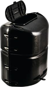 PROPANE 20LB TANK COVER BLACK