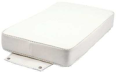 CUSHION COOLER 55L WHITE/WHITE