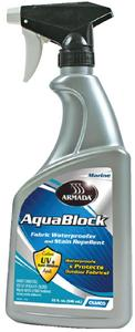 AQUABLOCK WATERPROOFER 22OZ.