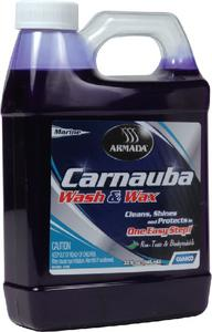 CARNAUBA WASH & WAX 32 OZ.