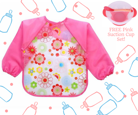 Magic Coverall Baby Bib Combo