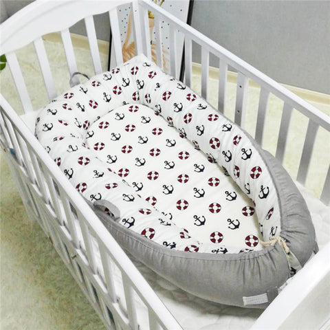 Portable Baby Nest Crib