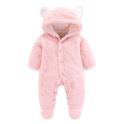 Image of Winter Baby Romper