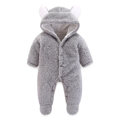 Winter Baby Romper