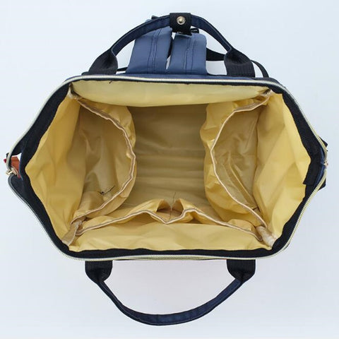 Deluxe maternity backpack and messenger bags