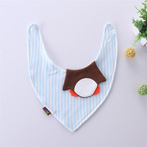 Image of Organic Cotton Baby Bibs