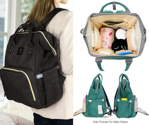 Stylish maternity bags