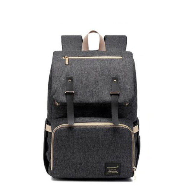 Lynda USB diaper Backpack bag
