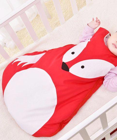 Cutie Fox Baby Sleeping Bag