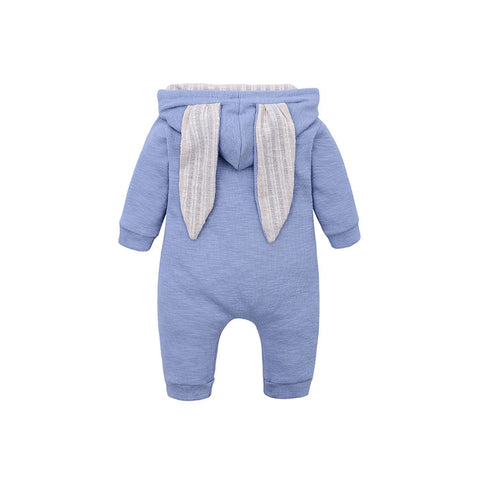 Image of Baby Bunny Cotton pajamas sleepers