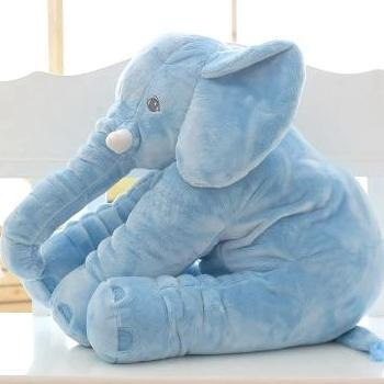 Soft plush Elephant pillow doll