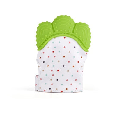 Image of Baby Teether Mitt