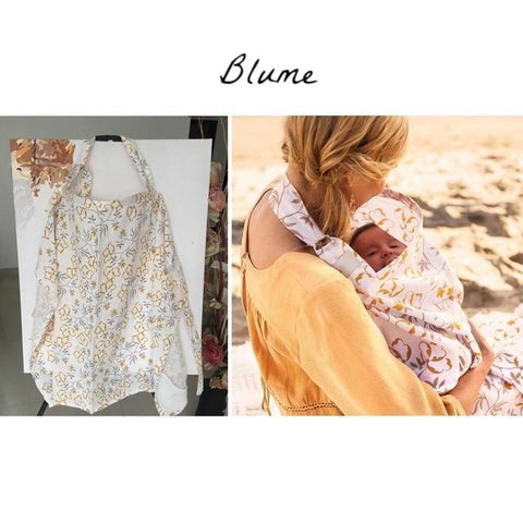Image of Blume Muslin Nursing Cover