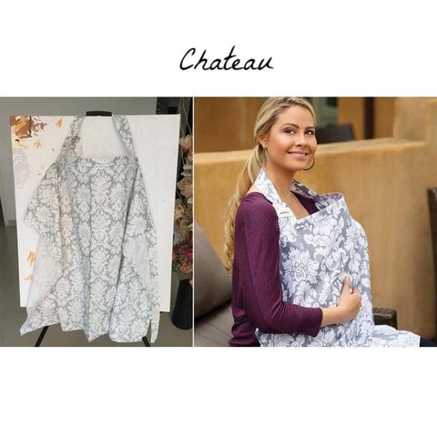Chateau Muslin Nursing Cover