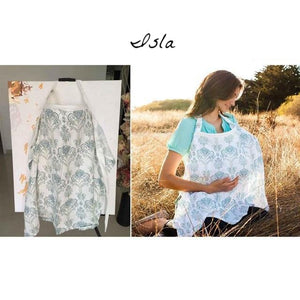 Isla Muslin Nursing Cover