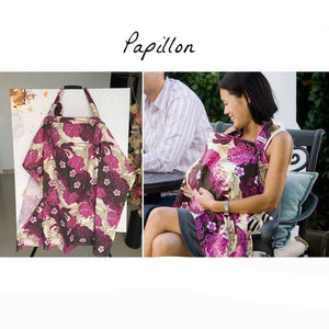 Papillon Muslin Nursing Cover