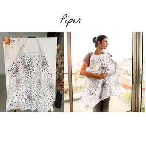 Piper Muslin Nursing Cover