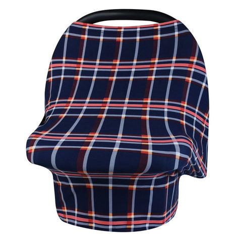 Image of Fox Collection Nursing Cover & Car Seat Cover