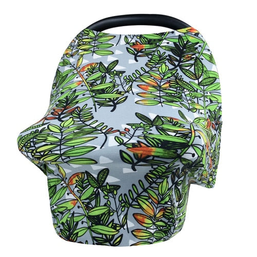 Swan Collection Nursing Cover & Car Seat Cover