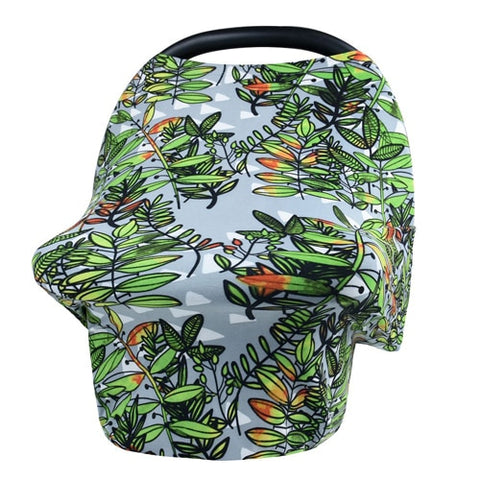 Image of Swan Collection Nursing Cover & Car Seat Cover