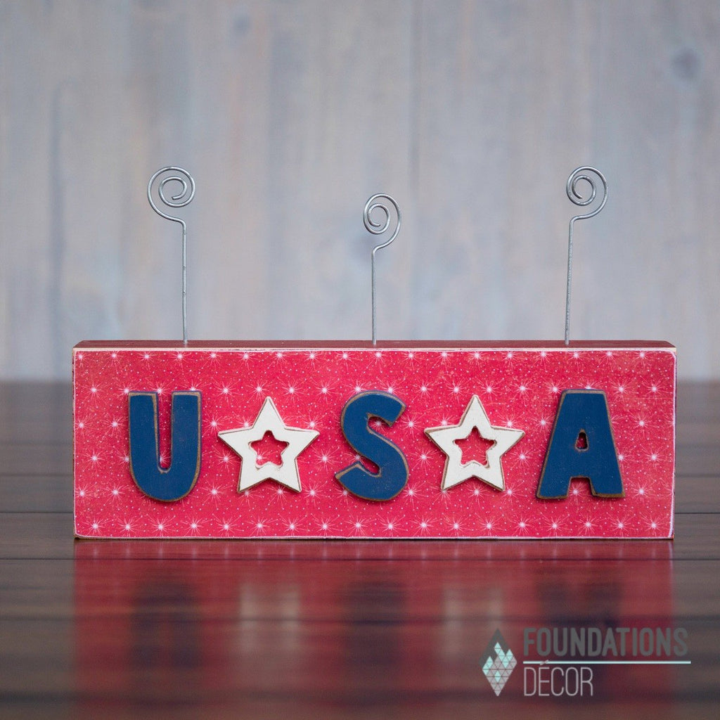 Picture Holder - USA Wood Only