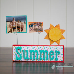 Picture Holder - Summer Complete Set