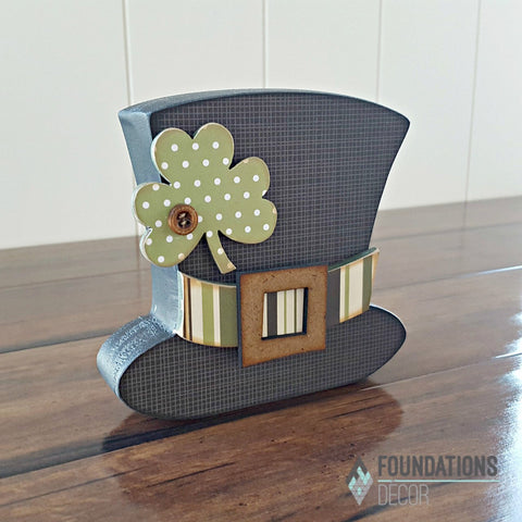 March O - Leprechaun Hat