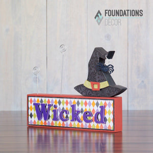 """Wicked"" - word only"