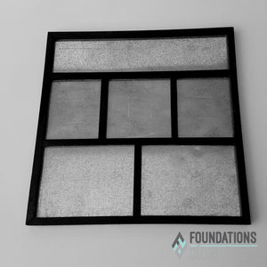Magnetic Shadow Box - Black