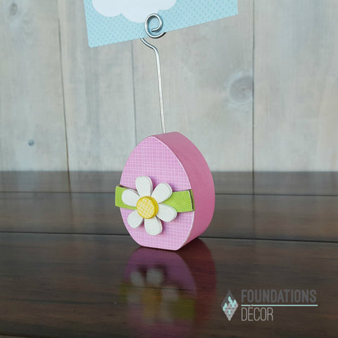 Easter Egg Card Holder