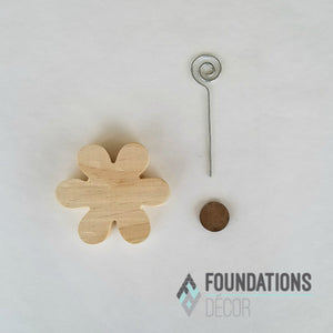 Flower Card Holder