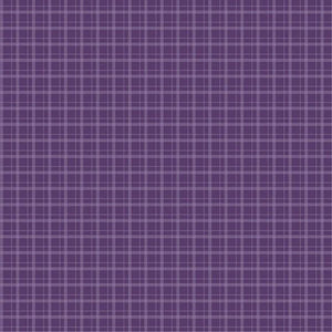 Foundation Paper - Plaid / Dots - Purple