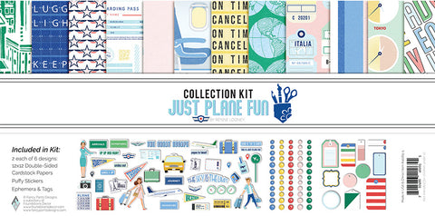 Plane Fun Collection Kit
