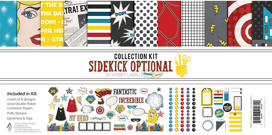 Sidekick Optional Collection Kit