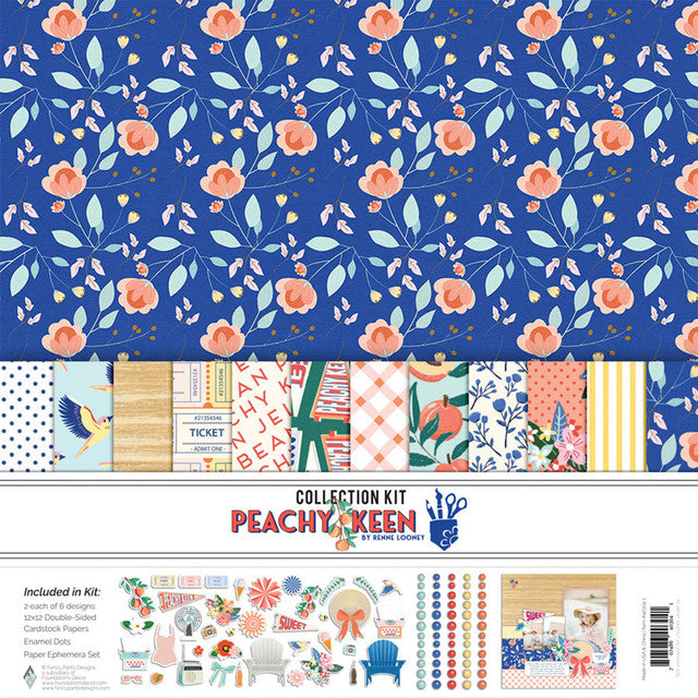 Peachy Keen - Collection Kit