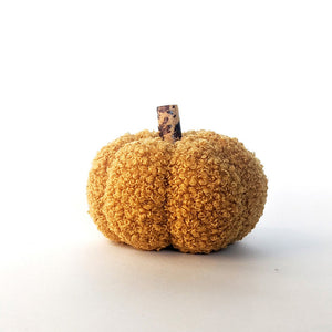 Tray Decor - Golden Harvest Pumpkin