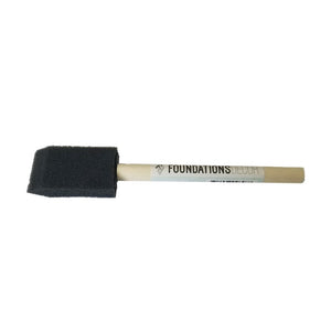 "1"" Poly Foam Brush"
