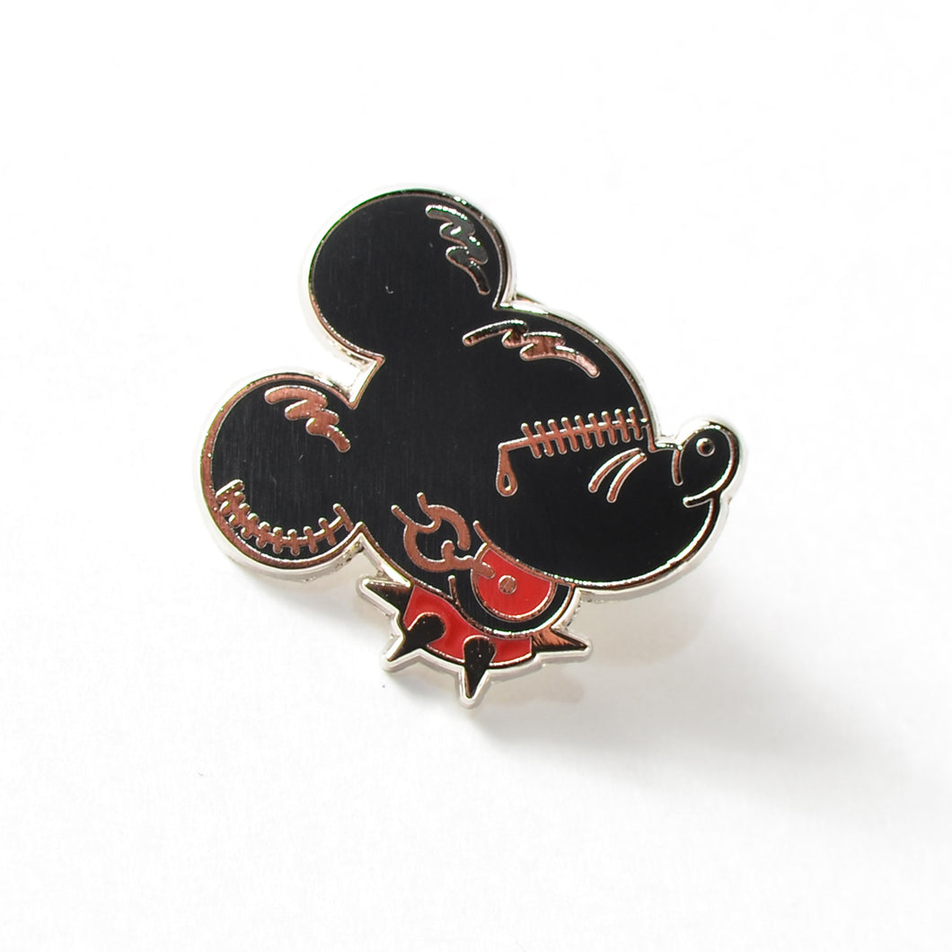 Bondage Mouse Lapel Pin