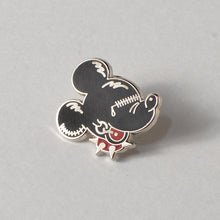 Load image into Gallery viewer, Bondage Mouse Lapel Pin