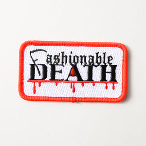 "Fashionable Death 3"" Gauze Patch"