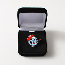 Load image into Gallery viewer, Sick World Enamel Pin