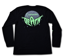 Load image into Gallery viewer, FASHIONABLE DEATH - TRIBAL REAPER LONGSLEEVE