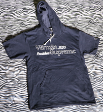 Load image into Gallery viewer, VERMIN SUPREME - SHORT SLEEVED HOODIE (AMERICAN APPAREL)