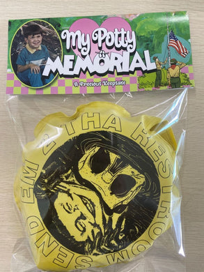 LIL UGLY MANE - MY POTTY MEMORIAL WHOOPEE CUSHION
