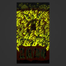 Load image into Gallery viewer, LIL UGLY MANE - 2020 GLOW-IN-DARK TOUR POSTER